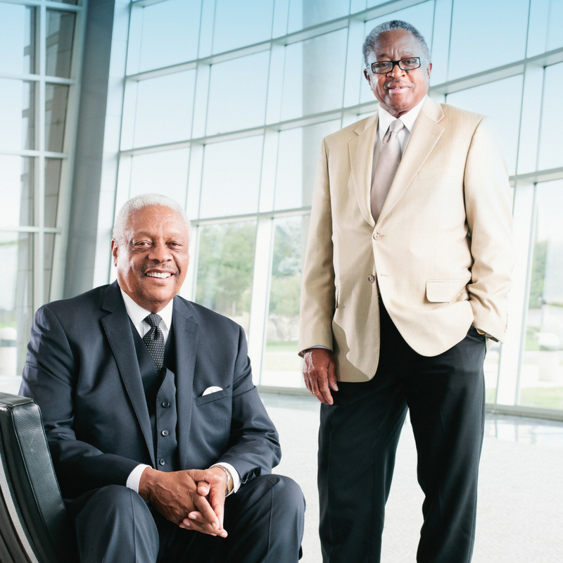Billy Curl & Larry Bonner: First full-time African-American undergraduates at ACU
