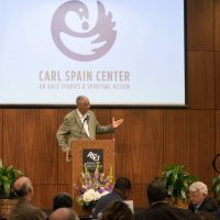 Carl Spain Center Luncheon at the Hunter Welcome Center