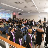 Carter G. Woodson Lecture Series: Photo of the crowd